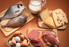 Las Proteinas - Alimentos