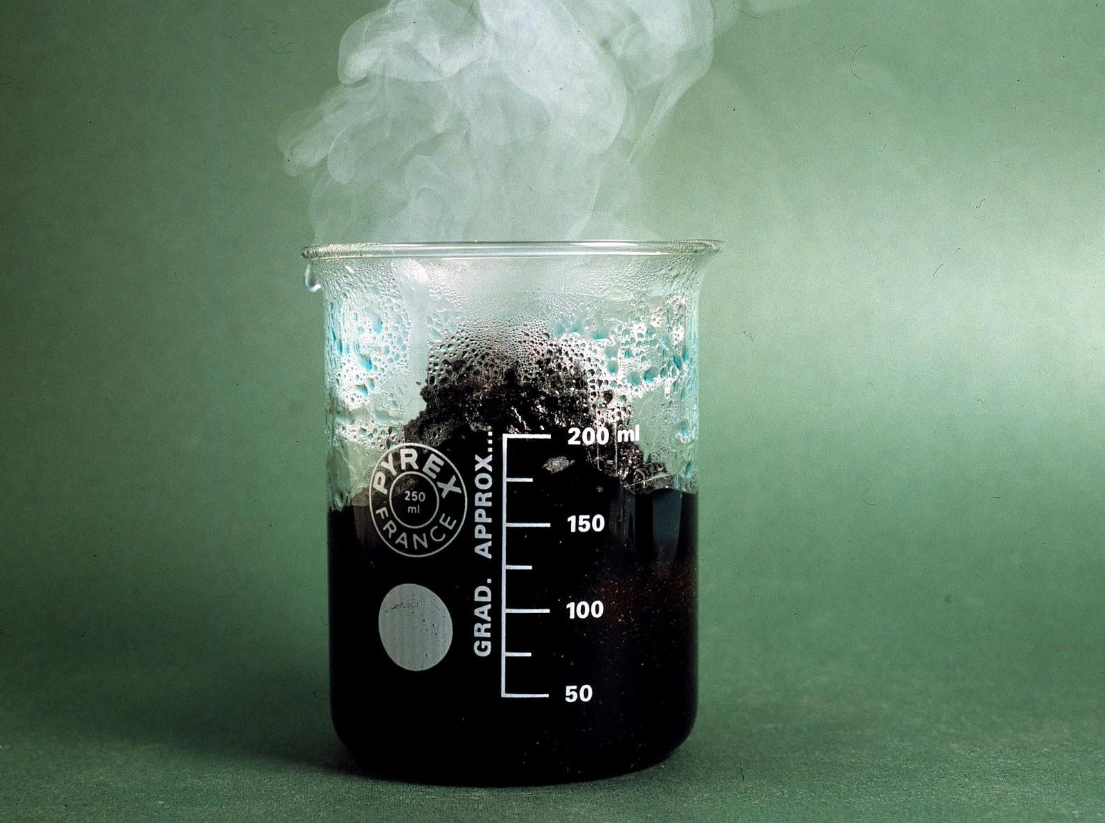 10 ejemplos de cambios qu micos de la materia for Cambios quimicos en la cocina